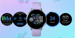 三星最新的智能手表应用程序将会提醒您洗手