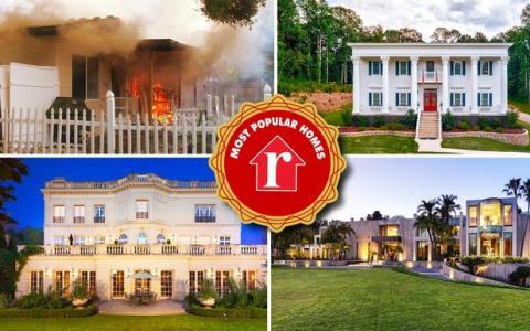 本周最受欢迎的房屋确实遭到了大火