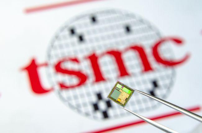 台积电已开始开发2nm光刻工艺