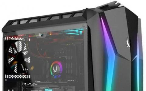 ZOTAC Gaming MEK Ultra Gaming PC在亚马逊上以28%的折扣出售