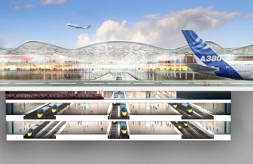 诺曼福斯特猛烈抨击伦敦机场遭到拒绝