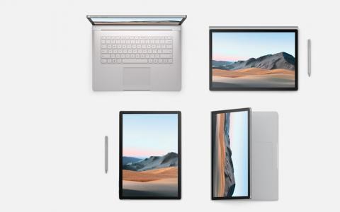 微软在本周宣布了许多新的Surface设备