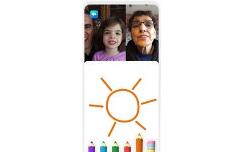 Google Duo添加了家庭模式和基于网络的群组通话