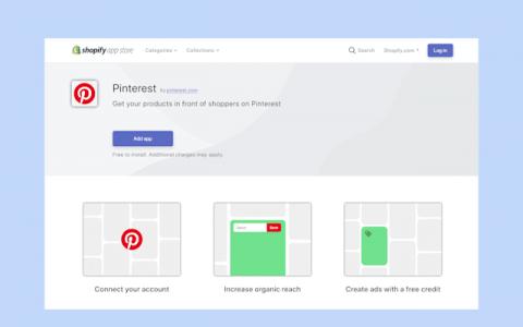 Shopify的新应用程序使商家更容易在Pinterest上出售