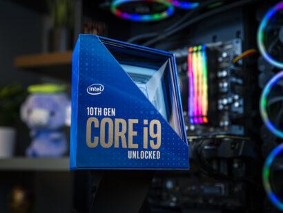 英特尔的酷睿i9-10900K CPU有望成为本年度最热的芯片之一