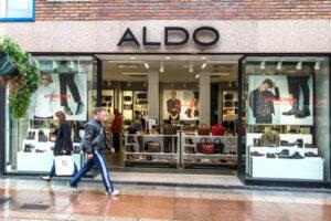 总部位于加拿大的Aldo已经开始申请破产保护