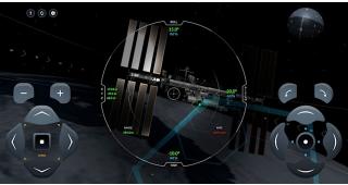 SpaceX Crew Dragon模拟器展示了与国际空间站对接的感觉