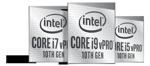 英特尔宣布了至强E系列处理器和第10代vPro处理器
