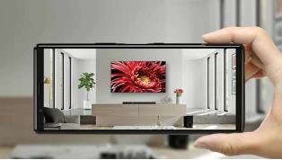 索尼AR应用程序可以显示新电视是否适合您的房间