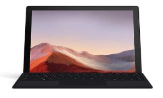 B&H出售的Microsoft Surface Pro 7 Deal附带键盘捆绑包