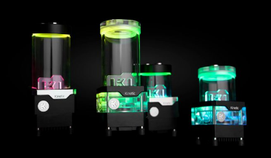 EKWB用新的DDC版本扩展了其泵组合产品系列