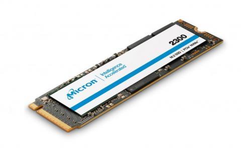 美光推出新的PCIe NVMe客户端固态硬盘