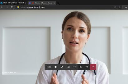 微软的Cloud for Healthcare是一套精心设计的远程医疗工具