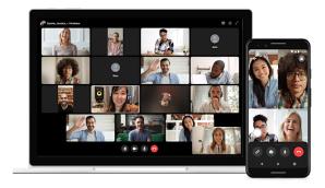 Facebook正在将视频聊天约会Workplace中