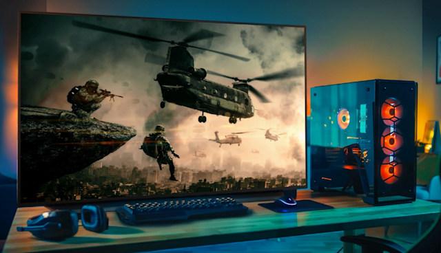 LG首款48英寸4K OLED电视已经开始推广