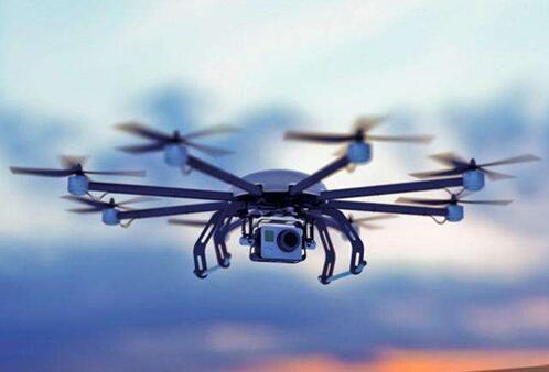 无人机与AI的结合对工厂进行数字化检查