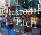 Abercrombie的全球商店中大约有一半恢复营业