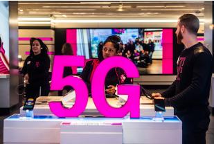 T-Mobile通过漫游协议在50个州提供5G