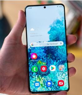 三星将在Galaxy S21系列中使用自己的OLED