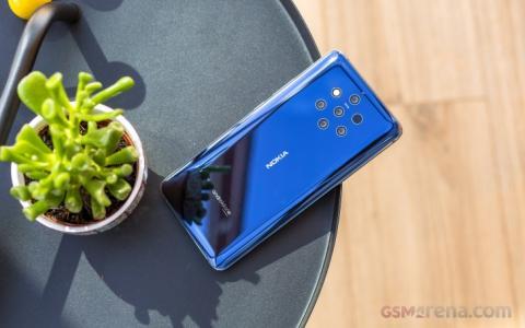 诺基亚9 PureView相机的设计师Light退出了智能手机市场