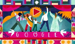 Google用视频涂鸦和历史信息来纪念Juneteen