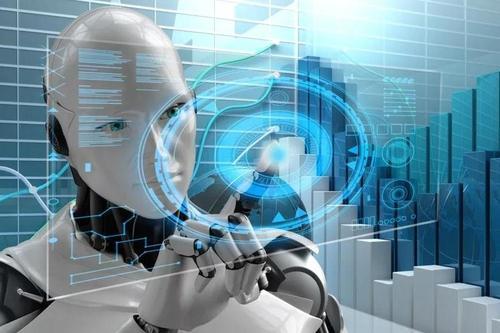 金融科技中的人工智能到2025年的全球市场增长