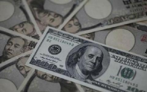 亚盘时段美元兑日元创三周新高后回落汇价现报107.61