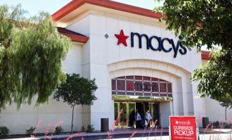 梅西百货报告第一季度调整后每股亏损2.03美元