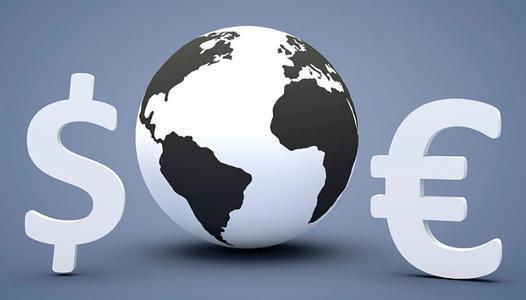 欧元与美元可能已经形成了日图顶部 已经触及轻微超卖区域