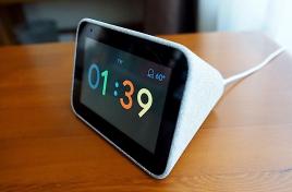 联想将其基于Google Assistant的智能时钟打折至40美元