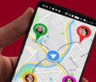 现在我们可以在Google地图上关注其他用户