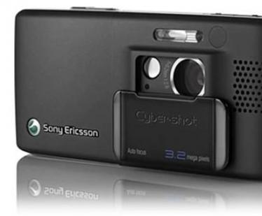 索尼爱立信K800与手机一样用途广泛