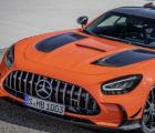 梅赛德斯AMG GT黑色系列的售价为335,000英镑